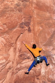 Rock Climbing The Southwest, USA